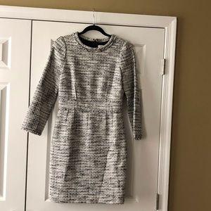 St John inspired tweed dress